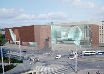 HELSINKI MUSEUM OF CONTEMPORARY ART