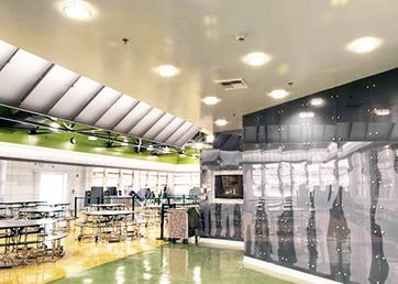 JEFFERSON HIGH SCHOOL CAFETERIA REMODEL