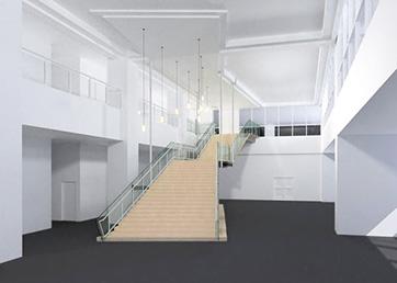 GSA E SCHWARTZ FED BUILDING STAIRCASE