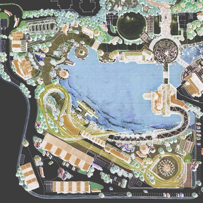 pier site plan