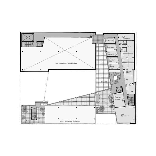 third level plan